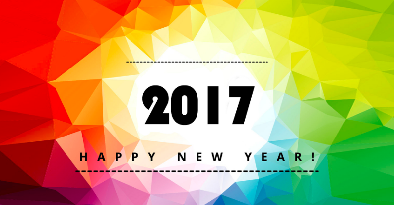 Happy New Year 2017 Whatsapp DP