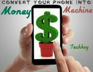 top 5 smartphone apps to make money