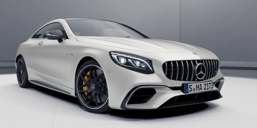 Mercedes Benz AMG S63