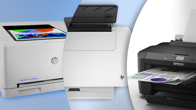 Top 5 laser colour printers